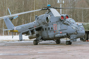RF-93083 - Russia - Air Force Mil Mi-24P