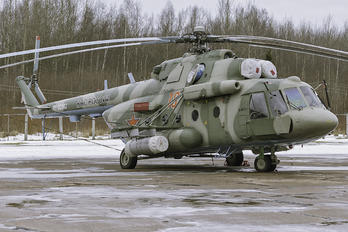 RF-92062 - Russia - Air Force Mil Mi-8MTV-5