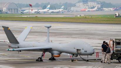 905 - Israel - Defence Force Elbit Hermes 900