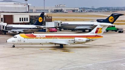EC-BIM - Iberia McDonnell Douglas DC-9