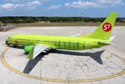 VP-BDF - S7 Airlines Boeing 737-800 aircraft