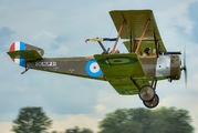 OK-NUP 01 - Private Sopwith 1½ Strutter aircraft