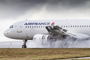 F-GKXJ - Air France Airbus A320 aircraft