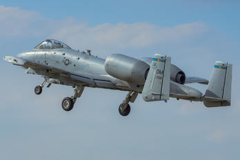 81-0956 - USA - Air Force Fairchild A-10 Thunderbolt II (all models)
