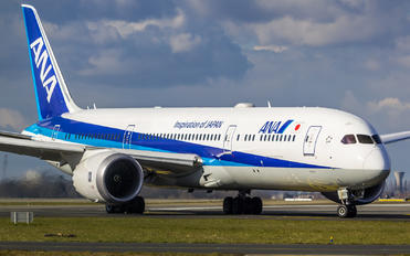 JA837A - ANA - All Nippon Airways Boeing 787-9 Dreamliner