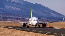 YL-BBY - Air Baltic Boeing 737-300 aircraft