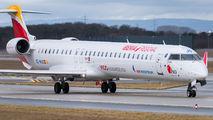 EC-MJO - Air Nostrum - Iberia Regional Canadair CL-600 CRJ-1000 aircraft