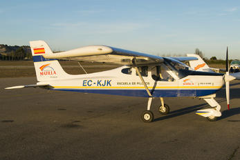 EC-KJK - Private Tecnam P92 Echo S
