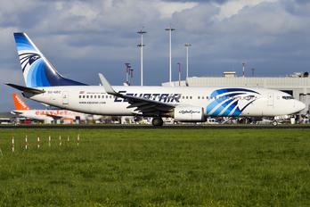 SU-GEC - Egyptair Boeing 737-800