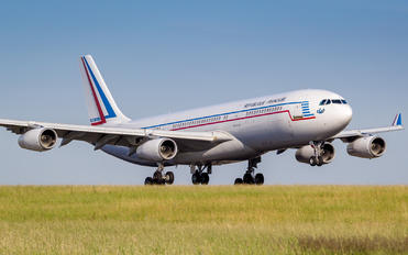 F-RAJA - France - Air Force Airbus A340-200