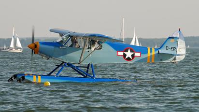 D-ERNC - Private Piper PA-18 Super Cub