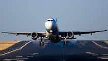XA-JCV - Interjet Airbus A320 aircraft