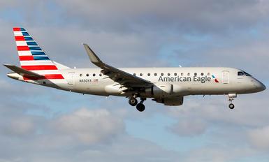 N430YX - American Eagle Embraer ERJ-175 (170-200)