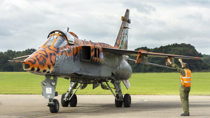 XX119 - Royal Air Force Sepecat Jaguar GR.3