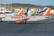 G-EZWF - easyJet Airbus A320 aircraft
