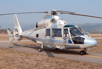 I-LUXA - Private Aerospatiale AS365 Dauphin II