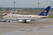 HZ-HM1B - Saudi Arabia - Royal Flight Boeing 747SP aircraft