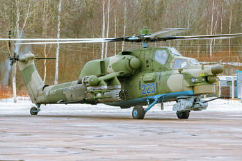 RF-13627 - Russia - Air Force Mil Mi-28