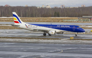 ER-ECC - Air Moldova Embraer ERJ-190 (190-100)