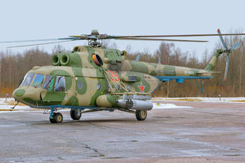RF-90681 - Russia - Air Force Mil Mi-8MTV-5