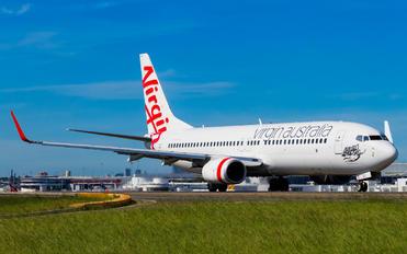 VH-VUQ - Virgin Australia Boeing 737-800
