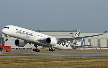F-WLXV - Airbus Industrie Airbus A350-1000