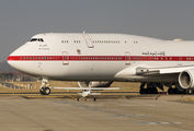 A6-PFA - United Arab Emirates - Government Boeing 747-8 BBJ aircraft