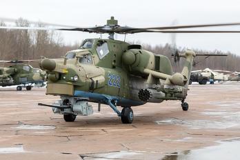 RF-13626 - Russia - Air Force Mil Mi-28