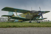 SP-EMP - Aeroklub Wroclawski Antonov An-2 aircraft