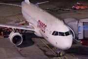 HB-IJB - Swiss Airbus A320 aircraft