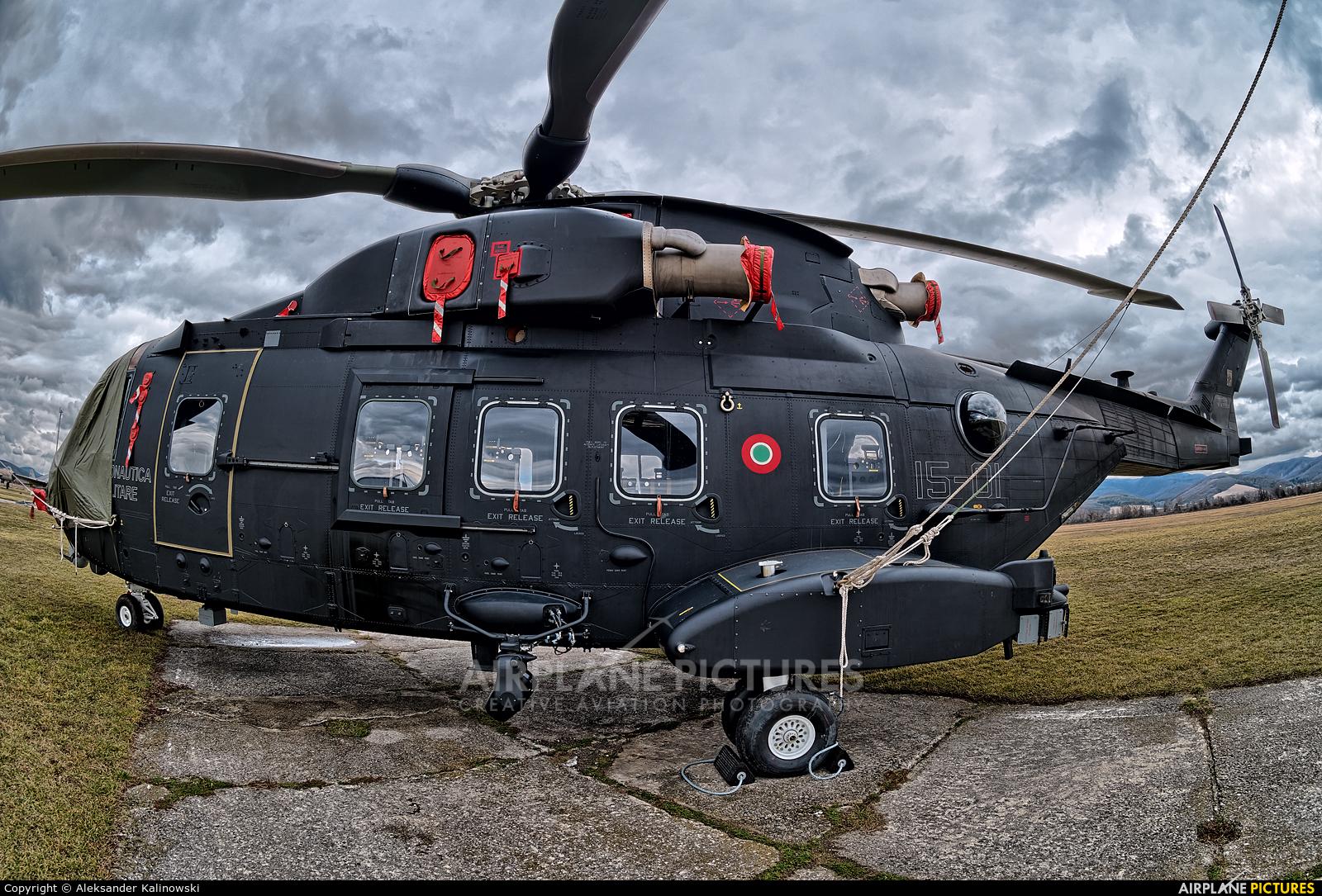 Italy - Air Force MM81864 aircraft at Dubnica nad Vahom - Slavnica