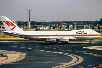 PH-MCF - Martinair Boeing 747-200SF