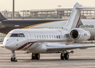 N404NA - Private Bombardier BD-700 Global 5000
