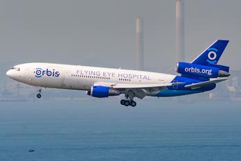N330AU - Orbis McDonnell Douglas MD-10-30F