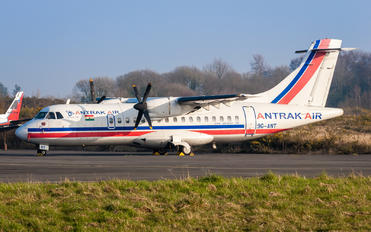 9G-ANT - Antrak Air ATR 42 (all models)