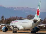 C-GFUR - Air Canada Airbus A330-300 aircraft