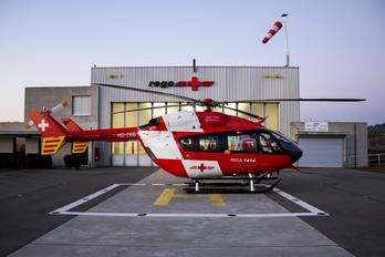 HB-ZRB - REGA Swiss Air Ambulance  Eurocopter EC145