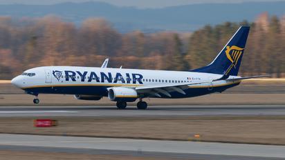 EI-FTV - Ryanair Boeing 737-8AS