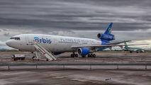 N330AU - Orbis McDonnell Douglas MD-10-30F aircraft
