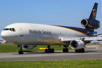N254UP - UPS - United Parcel Service McDonnell Douglas MD-11F