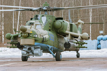 RF-13626 - Russia - Air Force Mil Mi-28