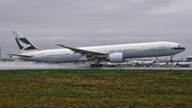 B-KPK - Cathay Pacific Boeing 777-300ER aircraft