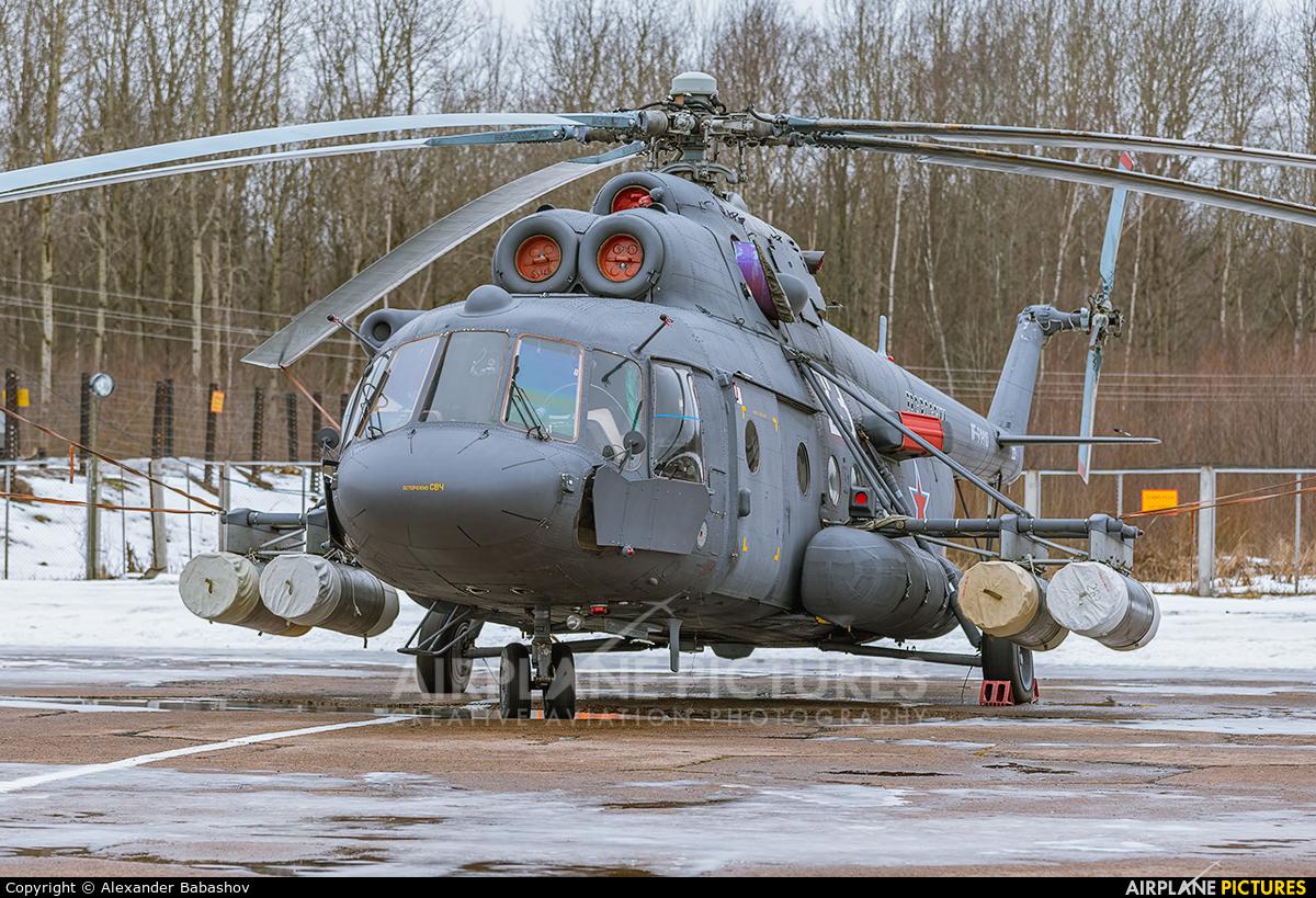 Russia - Air Force RF-91410 aircraft at Pushkin