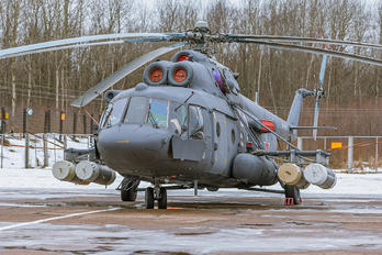 RF-91410 - Russia - Air Force Mil Mi-8MTV-5