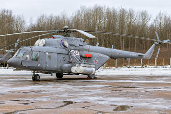 RF-91276 - Russia - Air Force Mil Mi-8MTV-5