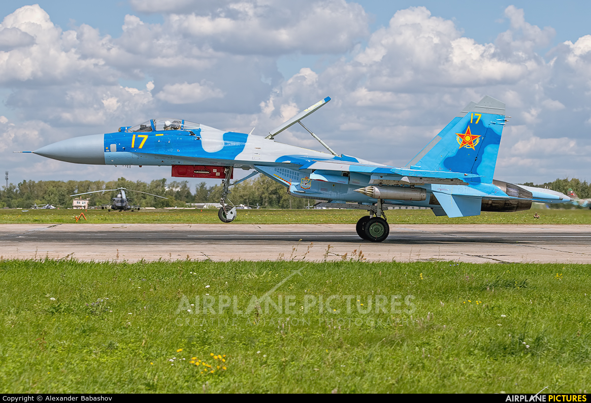 Kazakhstan - Air Force Sukhoi Su-27
