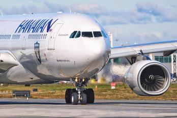 N378HA - Hawaiian Airlines Airbus A330-200