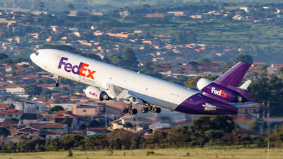N602FE - FedEx Federal Express McDonnell Douglas MD-11F