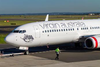 VH-VUU - Virgin Australia Boeing 737-800