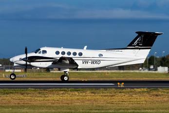 VH-WXO - Austrek Aviation Beechcraft 200 King Air